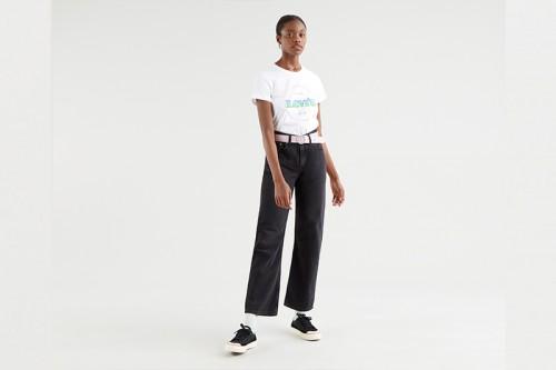 Camiseta Levi´s THE PERFECT TEE - NEUTRAL blanca