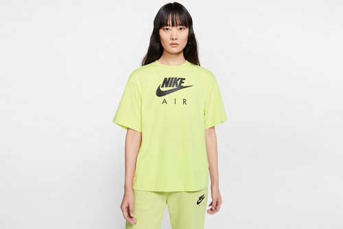 Camiseta Nike Air Sport verde