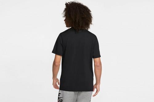 Camiseta Nike Jordan Jumpman Classics negra