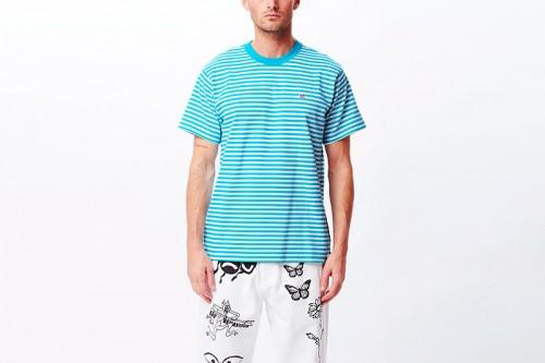 Camiseta Obey ICON FACE azul