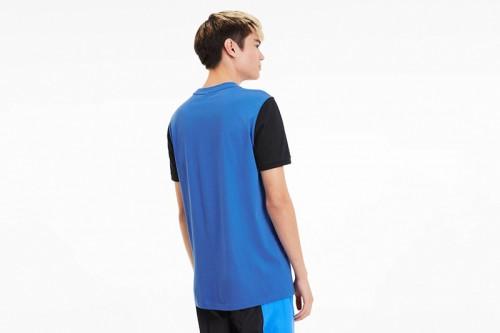 Camiseta Puma PUMA TFS Tee Palace Blue azul