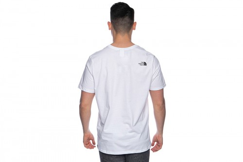 Camiseta The North Face BD GLS blanca