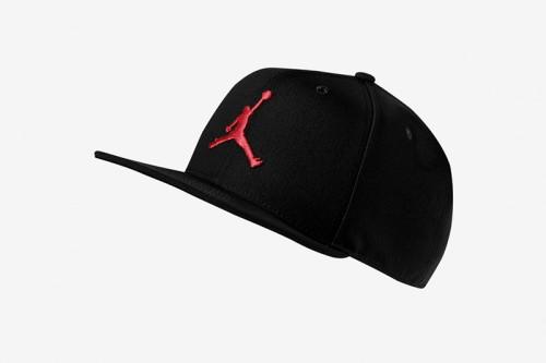 Gorra Nike Jordan Pro Jumpman Snapback Hat negra