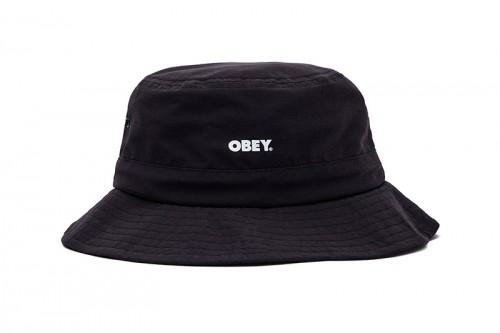 Gorro Obey BOLD JAZZ negro