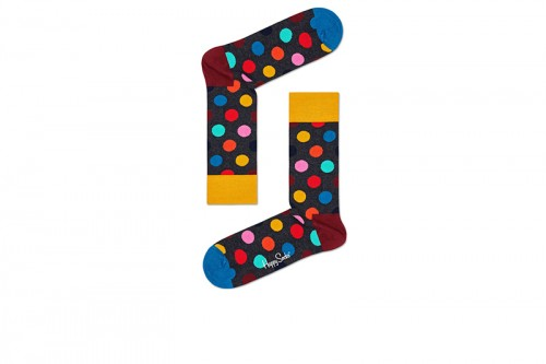 Happy Socks Calcetines Big Dot Sock Multicolor