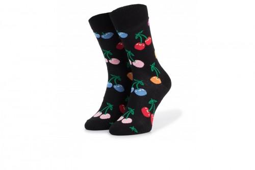 Happy Socks Calcetines Cherry Sock Negras