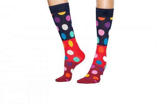 Happy Socks Calcetines Lunares Sock Multicolor