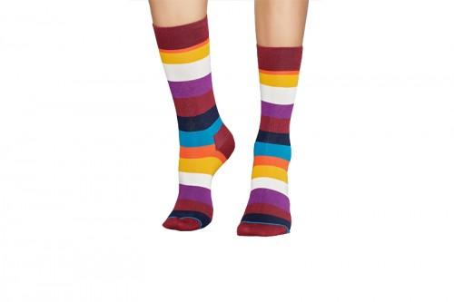 Happy Socks Calcetines Rayas Sock Multicolor