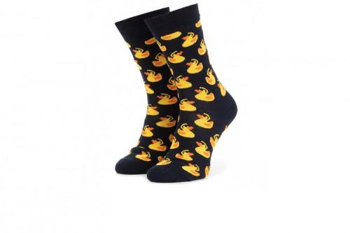 Happy Socks Calcetines Rubber Duck Sock Negras
