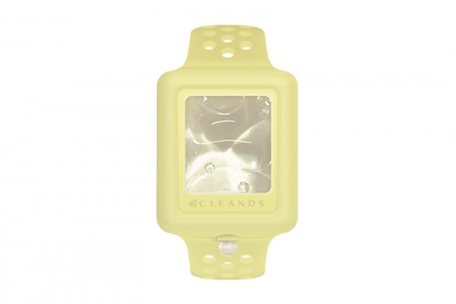Pulsera Cleands CLEANDS YELLOW amarilla