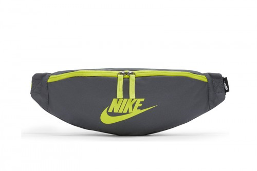 Riñonera Nike Sportswear Heritage Hip Pack gris