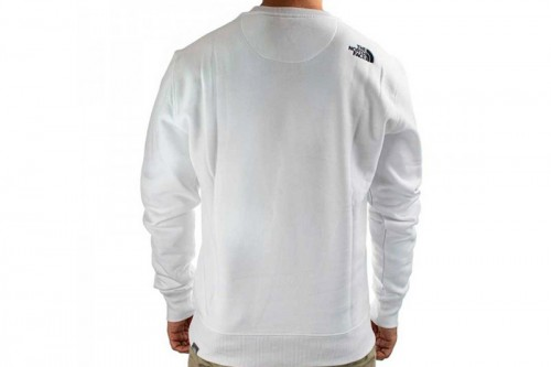 Sudadera The North Face M DREW PEAK CREW Blancas