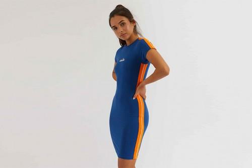 Vestido Ellesse RIGI azul