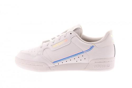 Zapatillas adidas CONTINENTAL 80 J Blancas