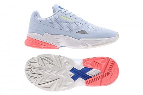 Zapatillas adidas FALCON W Azules