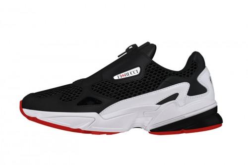 Zapatillas adidas FALCON ZIP W Negras