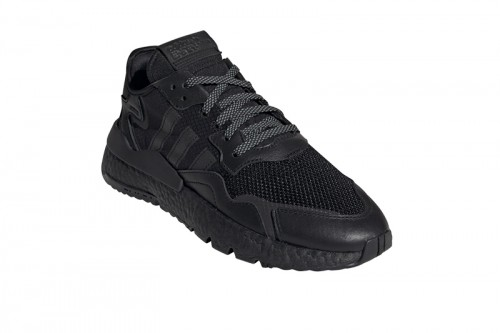 Zapatillas adidas NITE JOGGER Negras