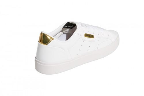 Zapatillas adidas SLEEK W Blancas