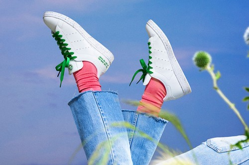 Zapatillas adidas STAN SMITH Clean Classics Blancas