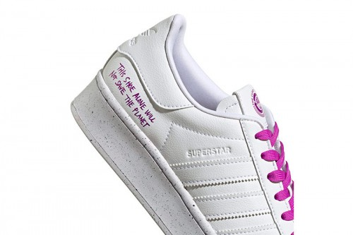 Zapatillas adidas SUPERSTAR BOLD CLEAN CLASSICS Blancas