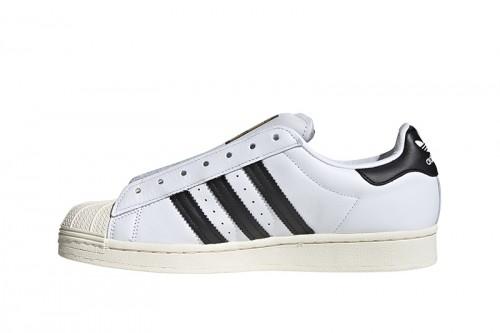 Zapatillas adidas SUPERSTAR LACELESS Blancas