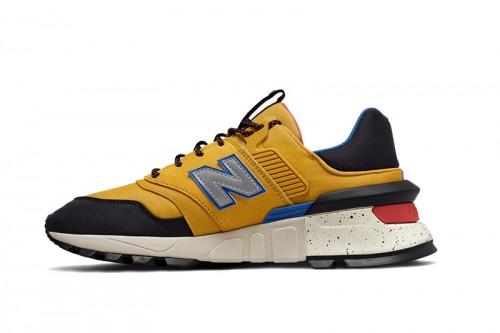 Zapatillas New Balance 997 Sport Amarillas