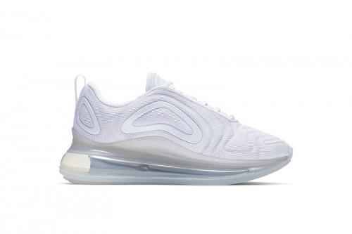 Zapatillas Nike Air Max 720 Blancas