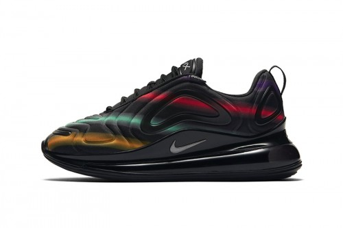 Zapatillas Nike AIR MAX 720 METALLIC SILVER UNIVERTITY GOLD Multicolor
