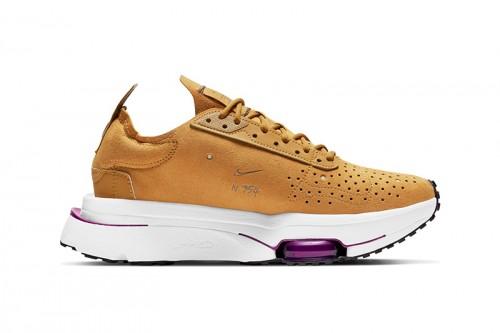Zapatillas Nike Air Zoom Marrones