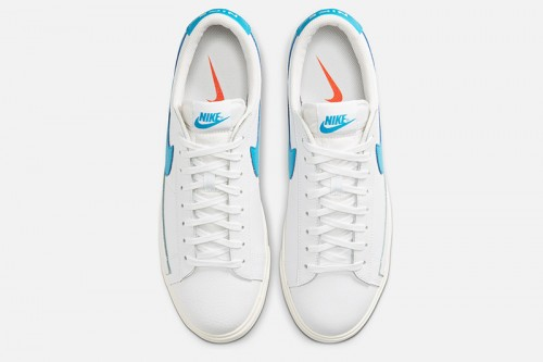 Zapatillas Nike Blazer Low Leather Blancas