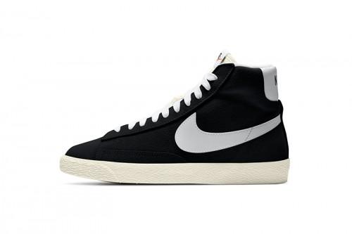 Zapatillas Nike Blazer Mid Negras