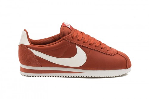 Zapatillas Nike CORTEZ NYLON Naranjas