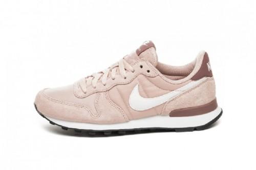 Zapatillas Nike INTERNATIONALIST Rosas