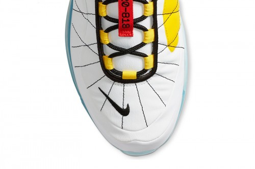 Zapatillas Nike MX-720-818 Blancas
