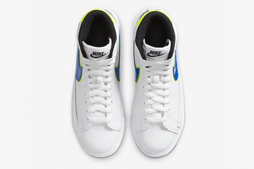 Zapatillas Nike NIKE BLAZER MID '77 Blancas