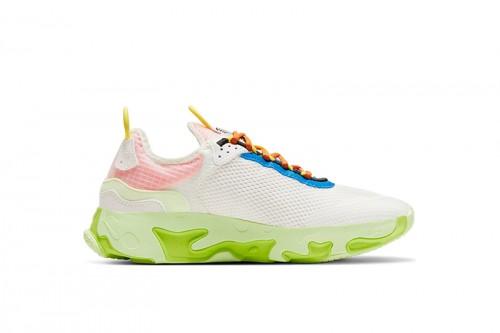 Zapatillas Nike React Live Blancas