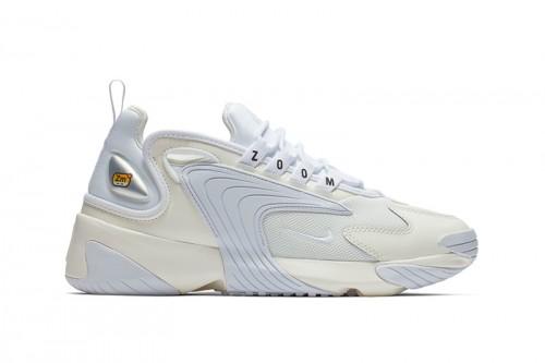 Zapatillas Nike Zoom 2K Beiges