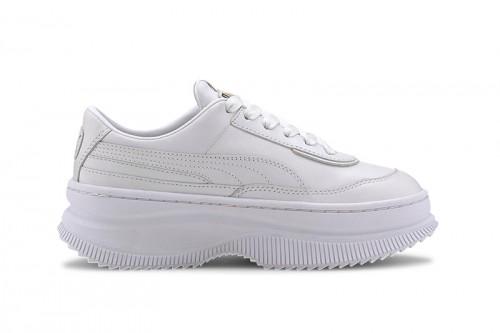 Zapatillas Puma Zapatillas Deva Wn's White Blancas