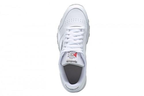 Zapatillas Reebok CL LTHR Blancas