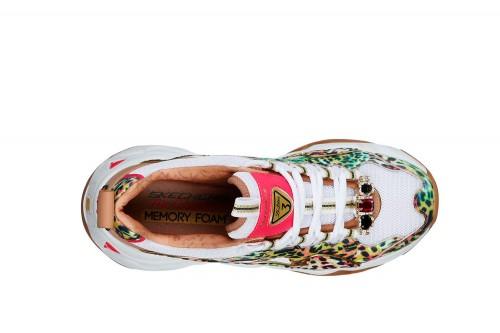 Zapatillas Skechers D'LITES 3 - CHEETAH QUEEN Multicolor