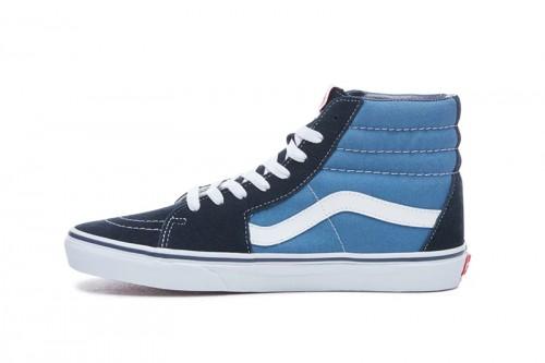 Zapatillas Vans UA SK8-Hi Azules