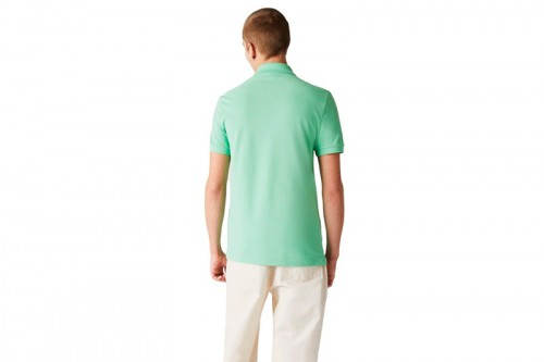 Camiseta Lacoste CHEMISE COL verde