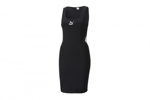 Vestido Puma BAE negro