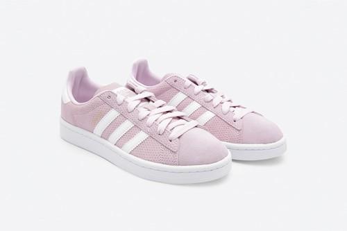 Zapatillas adidas CAMPUS Rosas