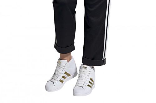 Zapatillas adidas SUPERSTAR UP Blancas