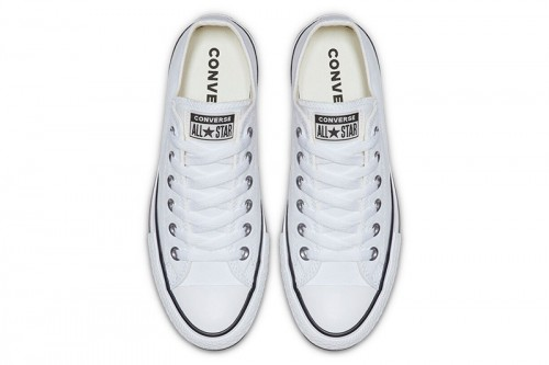 Zapatillas Converse Chuck Taylor All Star doble plataforma Blancas