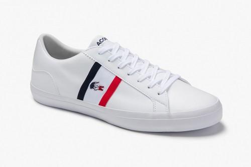 Zapatillas Lacoste LEROND TRI1 CMA Blancas