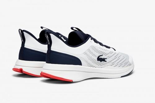 Zapatillas Lacoste RUN SPIN Blancas