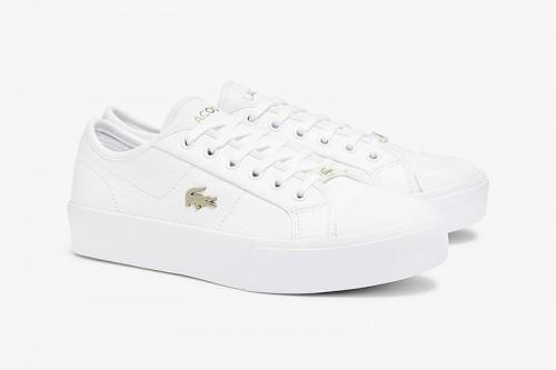 Zapatillas Lacoste ZIANE PLUS GRAND Blancas