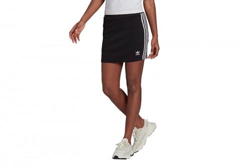 Falda adidas ADICOLOR CLASSICS negra